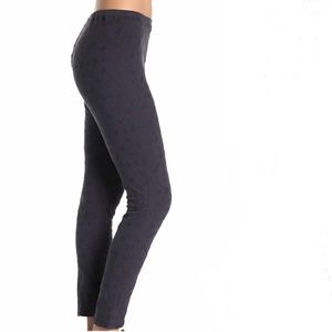 Johnny Was Compass Stretch Leggings Sanded Black